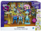 My Little Pony Equestria Girls Minis Fluttershy School Cafeteria Set New