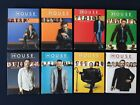 House MD the Complete Series1 8 on DVD All Seasons 1 2 3 4 5 6 7 8 Hugh Laurie