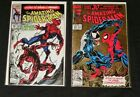 Amazing Spiderman lot of 2 361 1st appearance of Carnage + 375