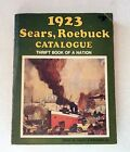 Vintage 1973 reproduction Sears Roebuck 1923 catalogue catalog book