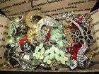 HUGE LOT A OVER 2LBS OF RHINESTONES FOR HARVEST  REPAIRS LQQK