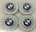 4pcs 84 91 BMW 14 Wheel Center Hub Caps STYL5 E30 318i 325e 325i CLEARANCE