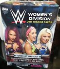2017 Topps WWE Womens Divison 81 Card Box 1 Guarenteed Hit! Auto kiss card relic