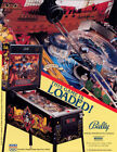 Black Rose Pinball Machine Original Flyers Mint Condition Fifty Pieces