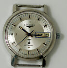 Vintage S/S Longines Ultronic - Day/Date