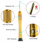 Ogodeal iPhone 7 Screwdriver Y000 06mm Precision Tri Wing Point Tip Magnetic