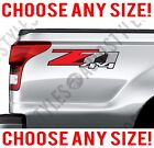 Z71 4x4 Emblem For Chevrolet Chevy Bed Pickup Truck Pair Of Vinyl Decal Stickers