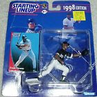 Starting Lineup Frank Thomas 1998 Collectible Figure & Card
