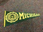 University of Michigan College Pennant