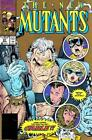 Marvel New Mutants Comic #87b 1st Appearance Cable 2nd Print Gold Cover - NM
