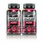 MuscleTech Hydroxycut Hardcore Elite Super Thermogenic Weight Loss Supplement...