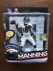 PEYTON MANNING broncos MCFARLANE NFL 34 collector BRONZE variant #974 1500 new