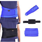 Support Strap Power Dip Training Fitness Gym Weight Lifting Belt Waist Back Hot