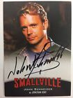 Smallville Seasons 7-10 John Schneider as Jonathan Kent Autograph Card A12
