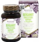 Reserveage Nutrition Bergamot Cholesterol Support with Resveratrol 30