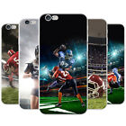 American Football College Football Sport Hard Case Phone Cover for Apple Phones