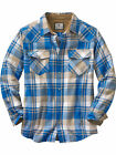 Legendary Whitetails Mens Shotgun Western Flannel