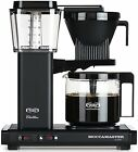 Moccamaster KBG 741 10-Cup Coffee Brewer with Glass Carafe, Black