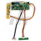 HDMI VGA DVI Audio LCD Controller Board for LCD Panel DIY LCD Monitor USA Ship