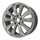 Hyundai Sonata 2011 2014 18 10 SPOKE FACTORY OEM WHEEL RIM C 70804