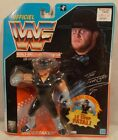 WWF Wrestling Hasbro The Undertaker Tombstone Tackle Mint On French Card (MOC)