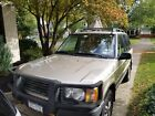 2001 Land Rover Range Rover below $3400 dollars