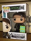 Funko Pop Television 2016 SDCC Exclusive Arrow Malcolm Merlyn #350