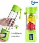 USB Juicer Cup Fruit Mixing Machine Portable Personal Eletric Rechargeable Mixer