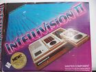 Mattel Intellivision II - complete (1982) system controllers power supply box