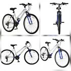 Womans Challenge Spirit Front Suspension Mountain Bike used twice RRP 110