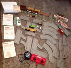 WORKING Vintage TYCO US1 Electric Highway Construction Set HO Slot Car Truck