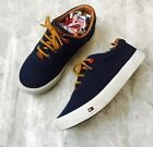 Tommy Hilfiger Navy Boys Oxford Sneakers