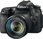 Canon EOS 70D 202MP Digital SLR Camera Black with 18 135mm