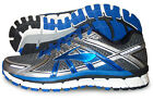 Brooks Adrenaline GTS 17 Mens Running Shoe Blue Silver New Multiple Sizes
