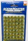 HO Scale Walthers SceneMaster 949-1114 Blooming Flowers 1/2