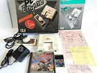 NEC PC Engine Console(TurboGrafx-16) ,Pad ,PSU,Manual,obe Game set/tested-B9-