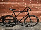 State Bicycle Co Fixed Gear Single Speed Bike Black 62cm LOOK