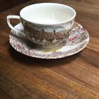 Johnson Brothers Olde English Countryside ....Cups And Saucers