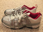 NEW Adidas Adistar Quick Training Athletic Shoes Mens Size 10 White Red Silver