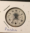 Early Cartier Pasha watch dial 28mm new old stock