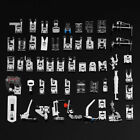 52PCS Multi Domestic Sewing Machine Presser Feet Set For Janome Brother Singer