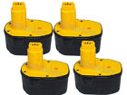 4x 3A 14.4V battery for 14.4Volt DEWALT DE9094,DE9502,DW9091,DW9094,652345-01