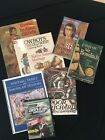 American History LOT PLUS Beautiful Feet Bronze Bow Drive Thru History Logos