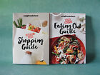 Weight Watchers 2017 Smart Points SHOPPING Guide + EATING OUT Full Points Books