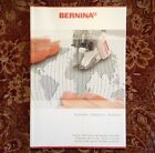 Bernina Sewing Embroidery And Serging Accessories Guide English French Spanish