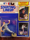 New York Yankees Dave Righetti 1990 Starting Lineup w Rookie Collectors Card