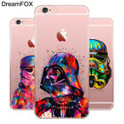 Star Wars Soft TPU Silicone Case for Apple IPhone X 8 7 6 6S Plus 5 5S SE
