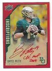 2016 Panini Baylor Bears Collegiate Trading Cards 14