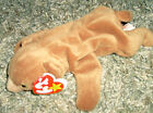 TY Beanie Baby Cubbie Date of Birth November 14, 1993 w/hang tag attached