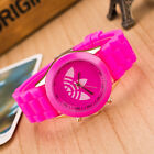 New 2017 Adidas Silicone Wrist Watch Fashion Brand Unisex Sport Style Watches
